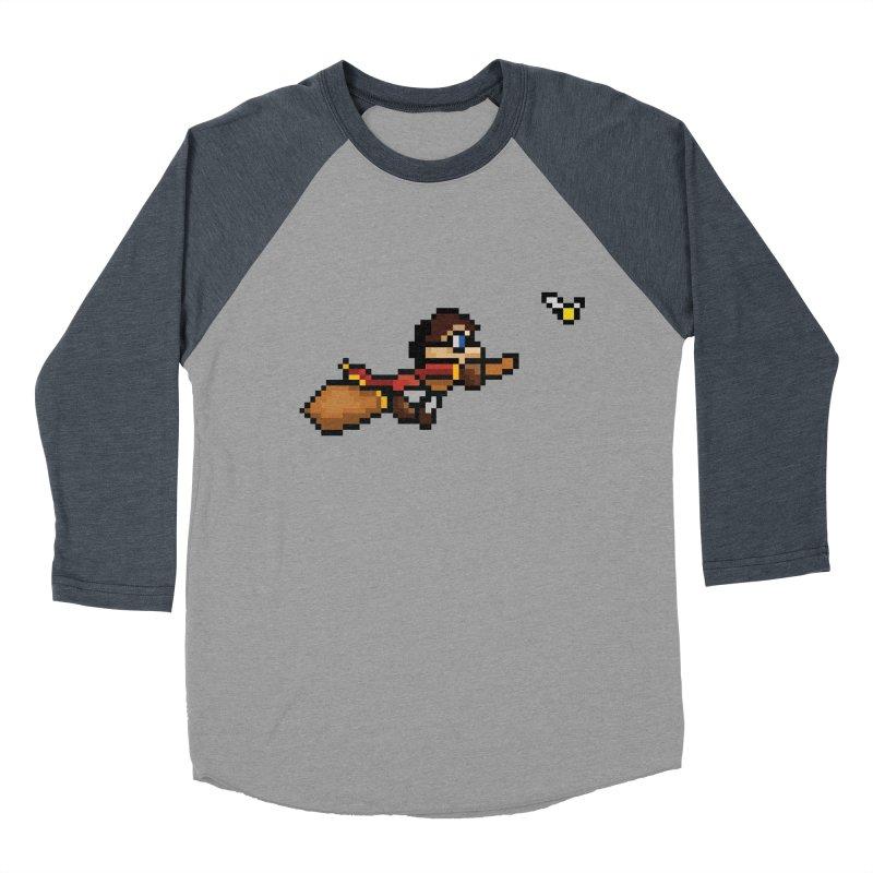 Quidditch Women's Baseball Triblend Longsleeve T-Shirt by YA! Store
