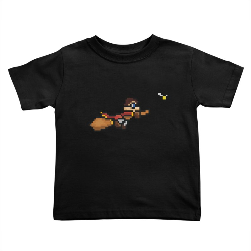 Quidditch Kids Toddler T-Shirt by YA! Store