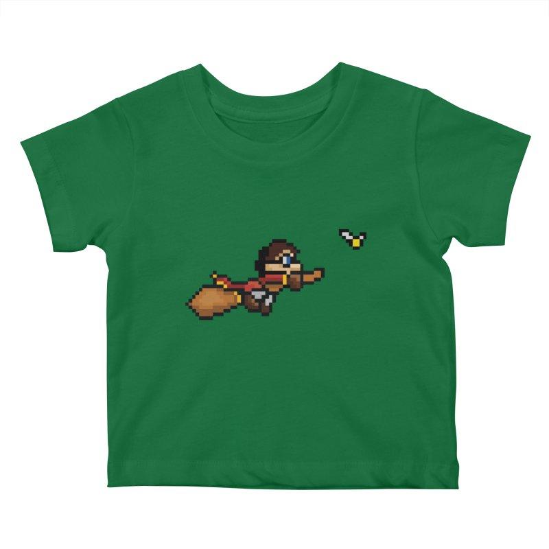 Quidditch Kids Baby T-Shirt by YA! Store