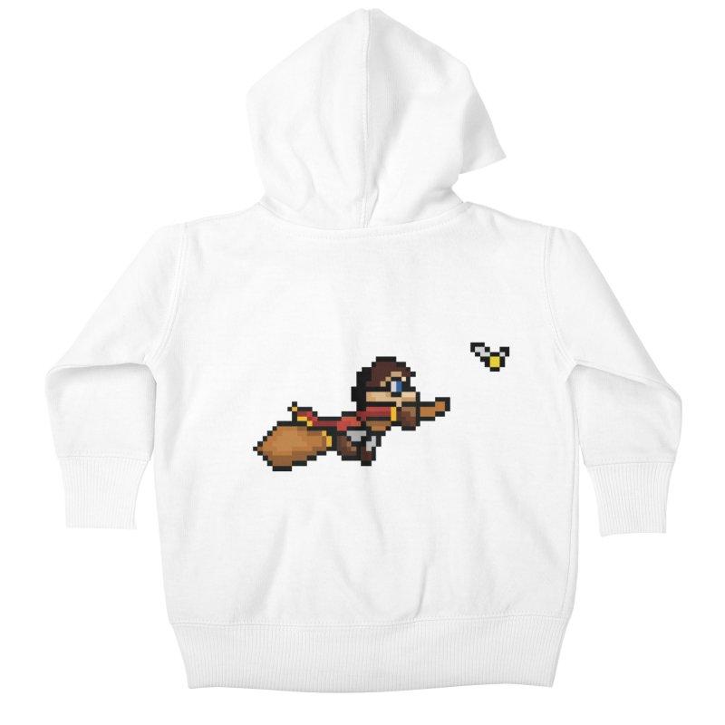Quidditch Kids Baby Zip-Up Hoody by YA! Store