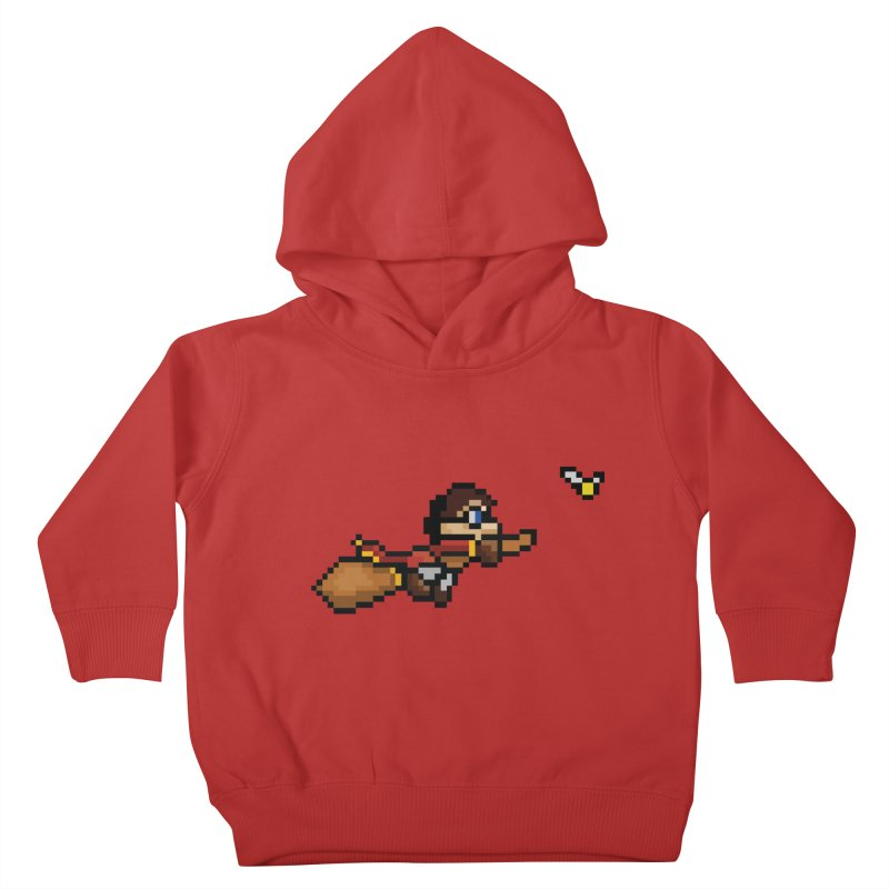 Quidditch Kids Toddler Pullover Hoody by YA! Store