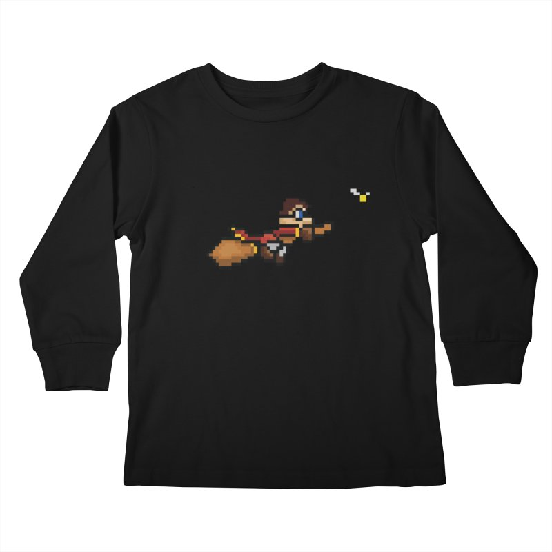 Quidditch Kids Longsleeve T-Shirt by YA! Store