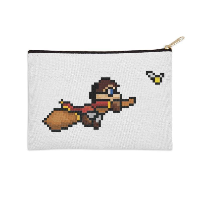 Quidditch Accessories Zip Pouch by YA! Store