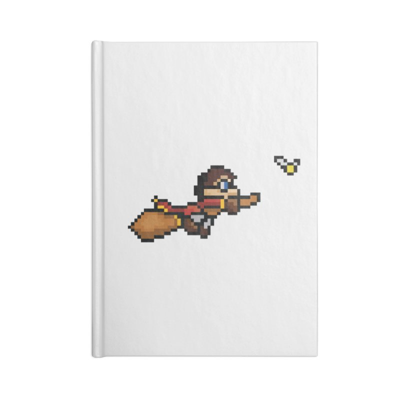 Quidditch Accessories Notebook by YA! Store