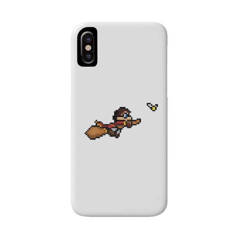 Quidditch Accessories Phone Case by YA! Store