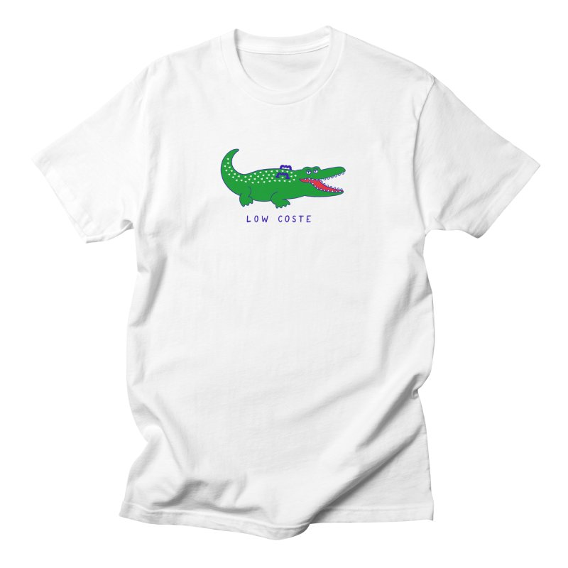 LOWCOSTE Men's T-Shirt by yimeisgreat