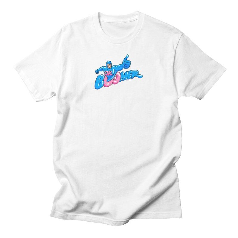 OKBOOMER Men's T-Shirt by yimeisgreat