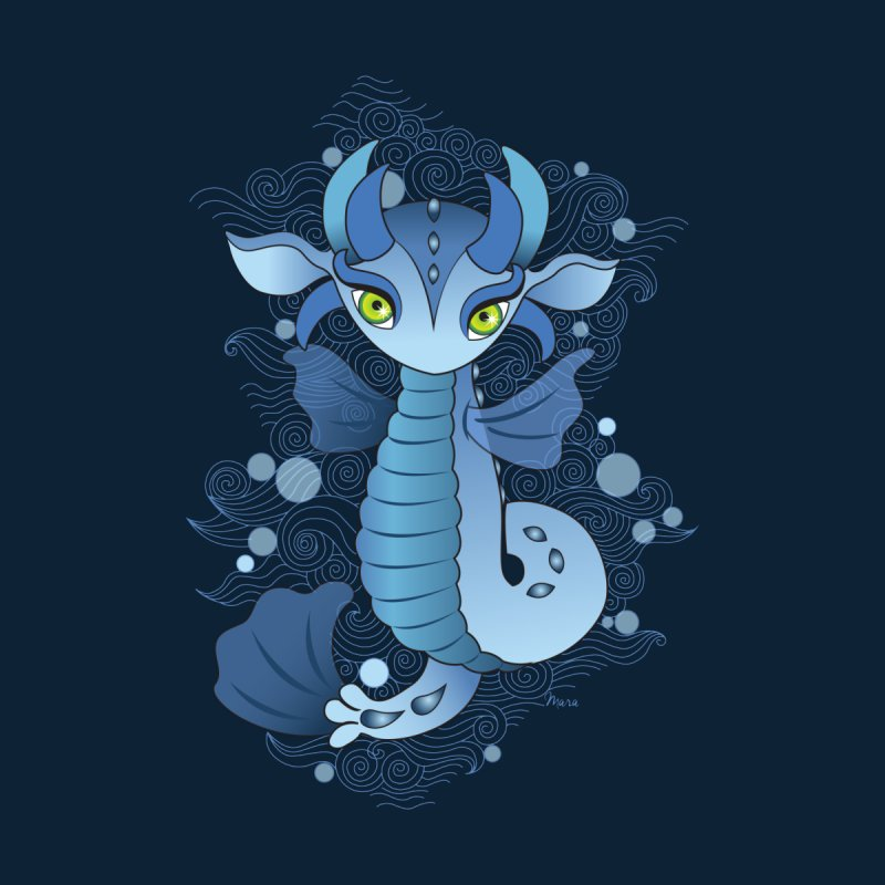 Water Dragon   by yinyangwest's Artist Shop