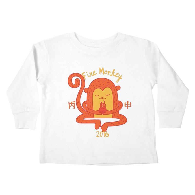 Fire Monkey Baby   by yinyangwest's Artist Shop
