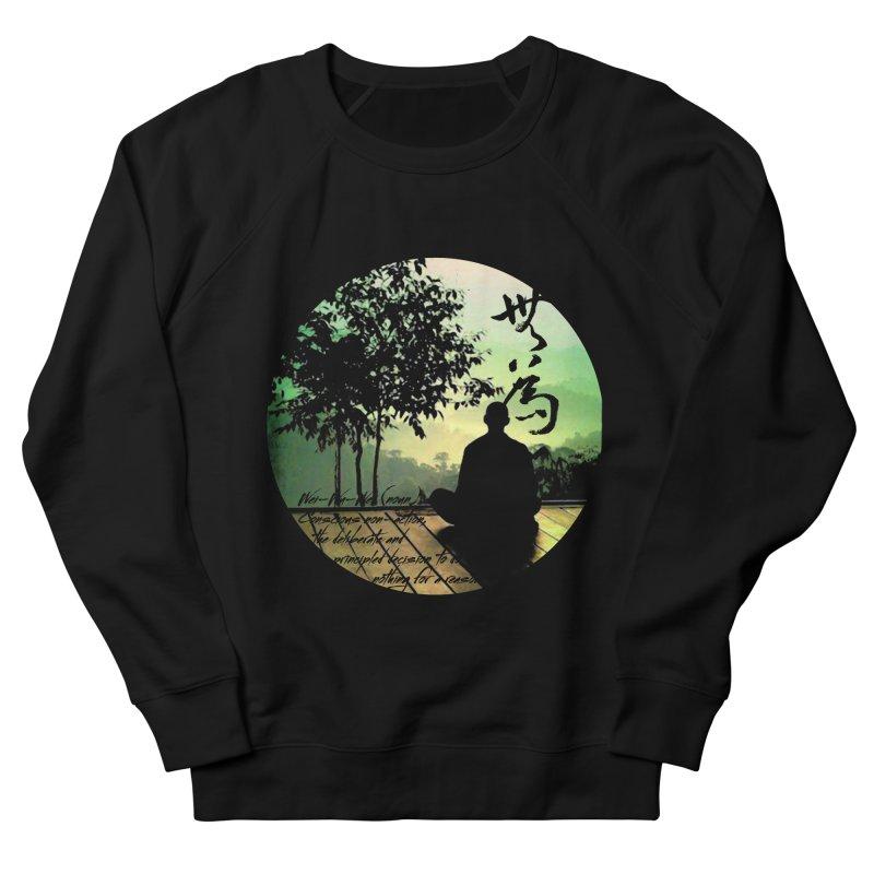 Wei Wu Wei Women's Sweatshirt by yinyangwest's Artist Shop