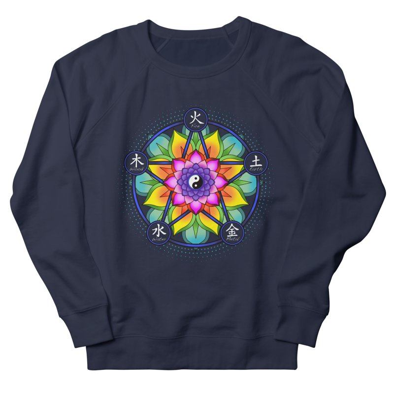 Five Elements Mandala   by yinyangwest's Artist Shop