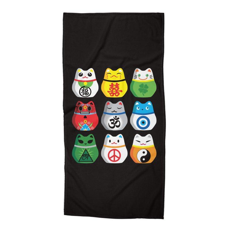 Maneki Nekos   by yinyangwest's Artist Shop