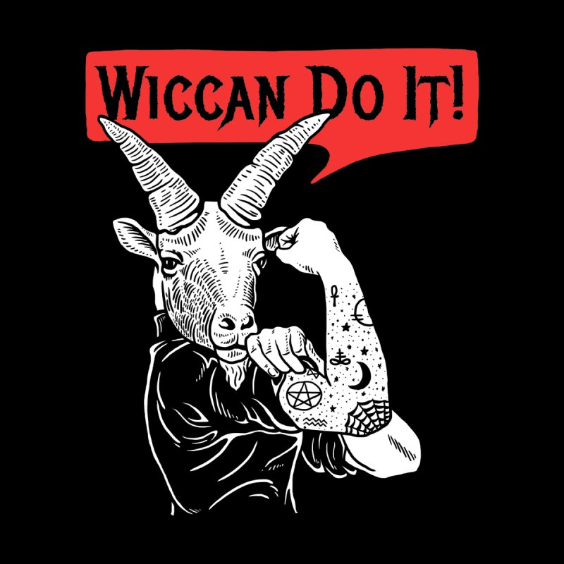 Wiccan Do It Men's T-Shirt by Yipptee