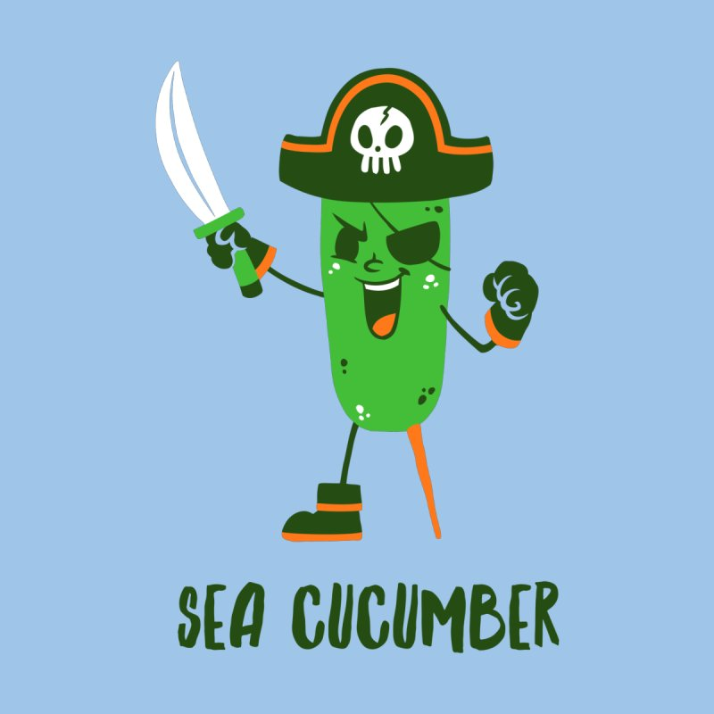 Sea Cucumber Men's T-Shirt by Yipptee