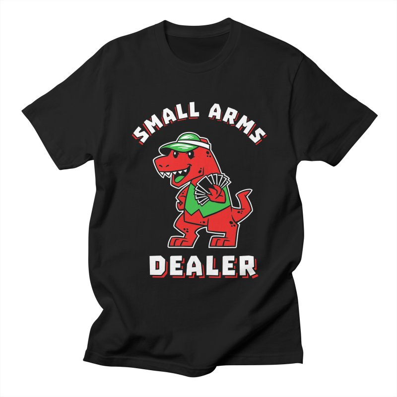 Small Arms Dealer Men's T-Shirt by Yipptee