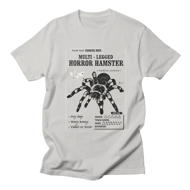 Multi-Legged Horror Hamster (Danger Bois) Men's T-Shirt by Yipptee
