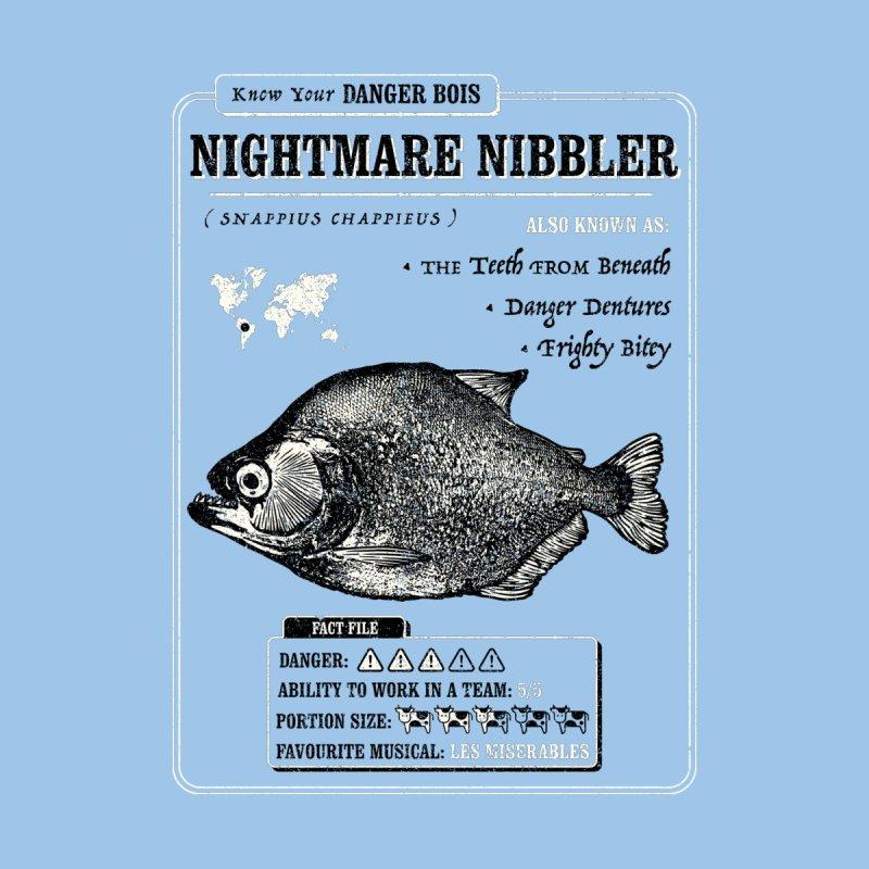 Nightmare Nibbler (Danger Bois) by Yipptee