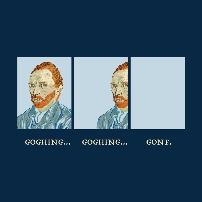 Van Goghing Goghing Gone Men's T-Shirt by Yipptee
