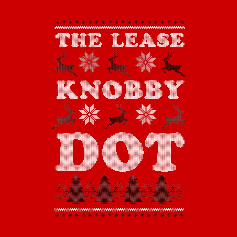 The Lease Knobby Dot Men's T-Shirt by Yipptee