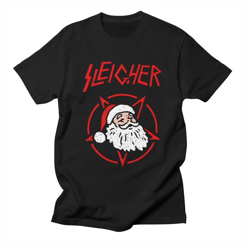Sleigher Men's T-Shirt by Yipptee