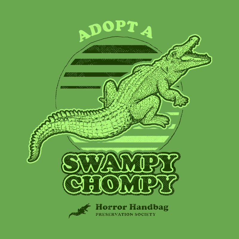 Adopt A Swampy Chompy by Yipptee