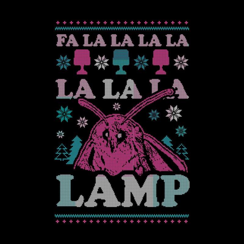 Fa La La La La La La La Lamp by Yipptee
