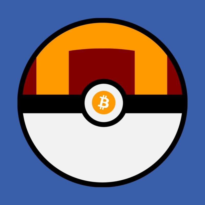 Bitcoin Ultra Ball by The YMB Bitcoin Galore