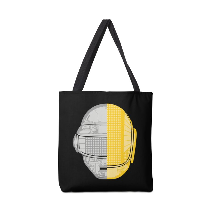 Daft Punk Anatomy Accessories Tote Bag Bag by ym graphix's Artist Shop