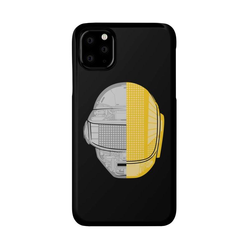 Daft Punk Anatomy Accessories Phone Case by ym graphix's Artist Shop