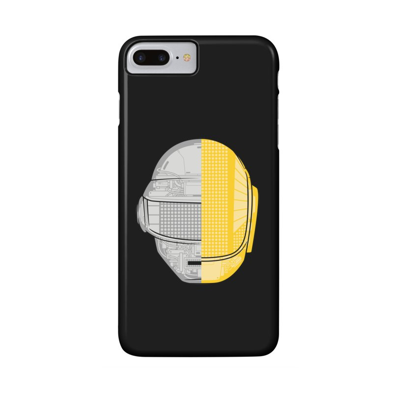 Daft Punk Anatomy Accessories Phone Case by ym graphix's Artist Shop