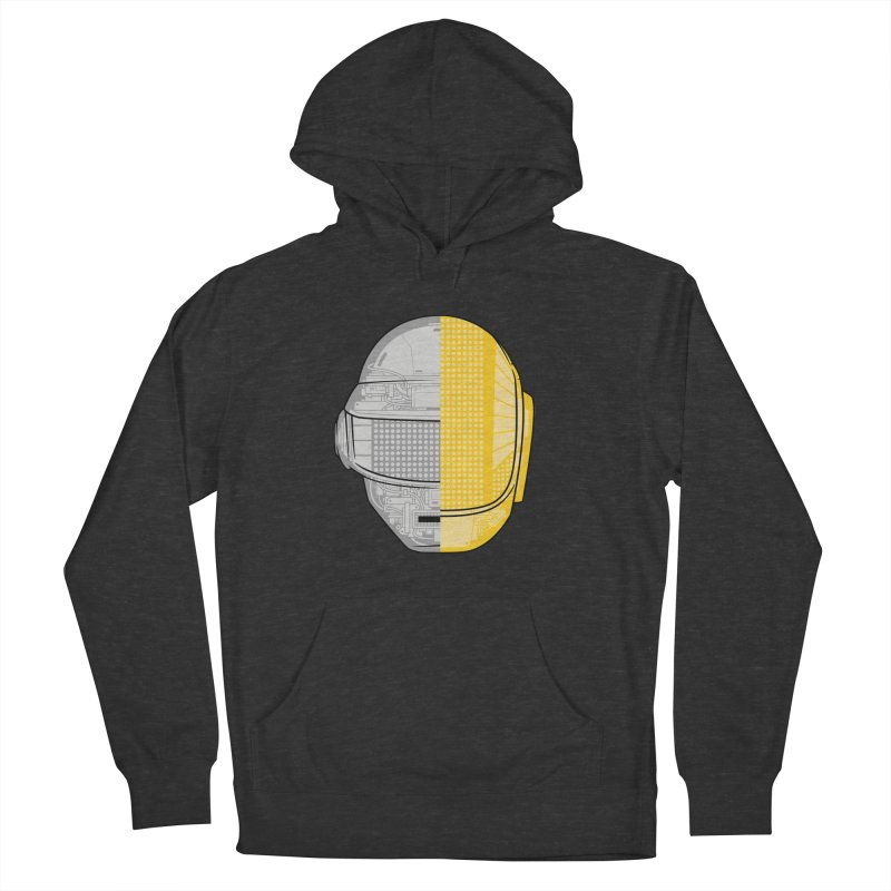Daft Punk Anatomy Men's Pullover Hoody by ym graphix's Artist Shop