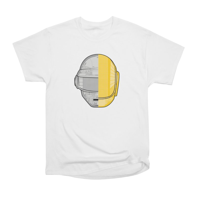 Daft Punk Anatomy Men's Classic T-Shirt by ym graphix's Artist Shop
