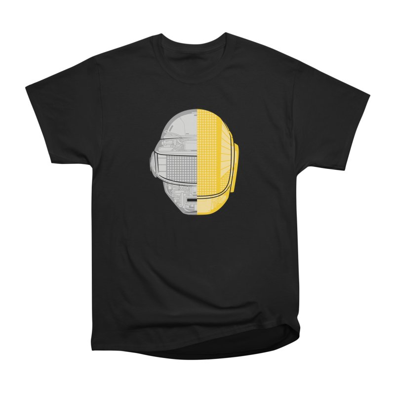 Daft Punk Anatomy Women's Heavyweight Unisex T-Shirt by ym graphix's Artist Shop
