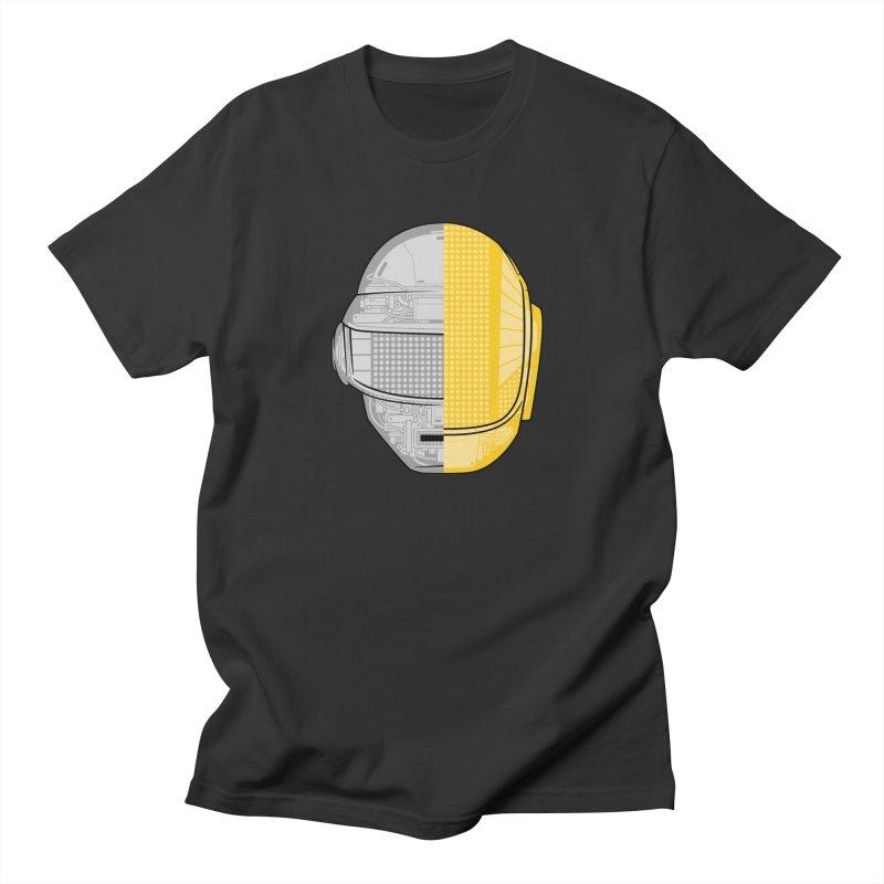 Daft Punk Anatomy Men's Regular T-Shirt by ym graphix's Artist Shop