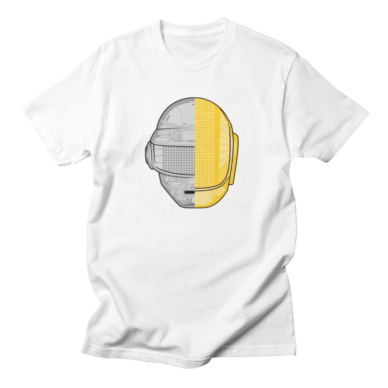 Daft Punk Anatomy Men's T-Shirt by ym graphix's Artist Shop
