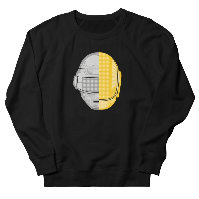 Daft Punk Anatomy Women's French Terry Sweatshirt by ym graphix's Artist Shop