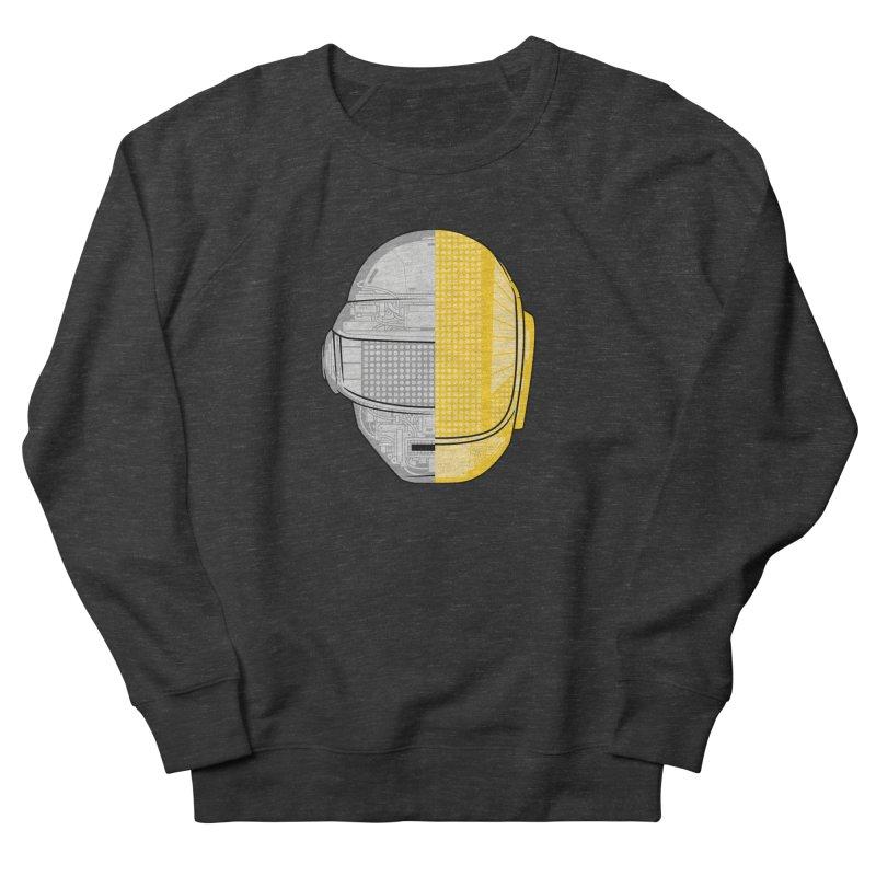 Daft Punk Anatomy Men's French Terry Sweatshirt by ym graphix's Artist Shop
