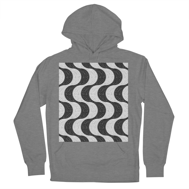 Copacabana Men's French Terry Pullover Hoody by ym graphix's Artist Shop