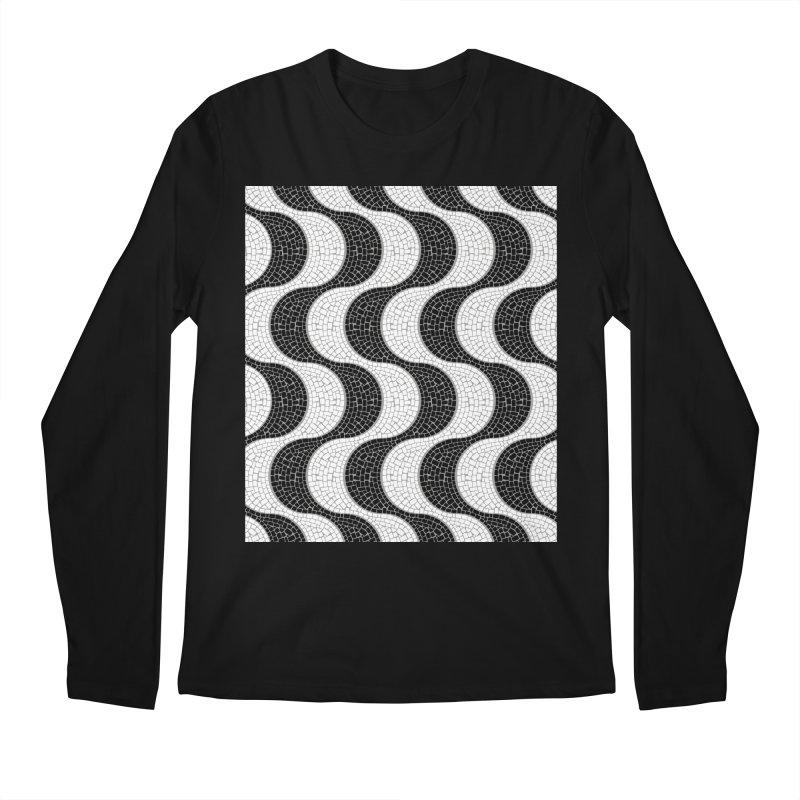 Copacabana Men's Regular Longsleeve T-Shirt by ym graphix's Artist Shop