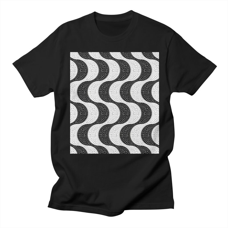 Copacabana Men's Regular T-Shirt by ym graphix's Artist Shop