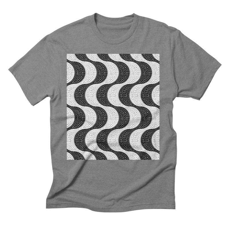 Copacabana Men's Triblend T-Shirt by ym graphix's Artist Shop