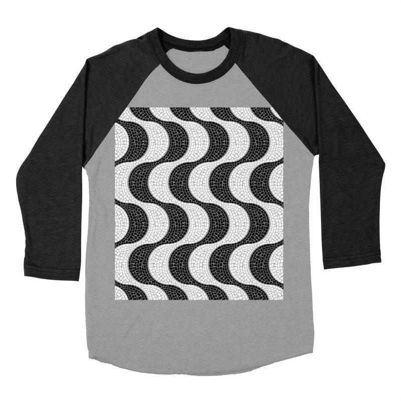 Copacabana Women's Baseball Triblend Longsleeve T-Shirt by ym graphix's Artist Shop