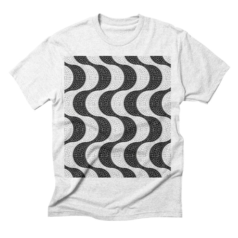 Copacabana Men's Triblend T-shirt by ym graphix's Artist Shop