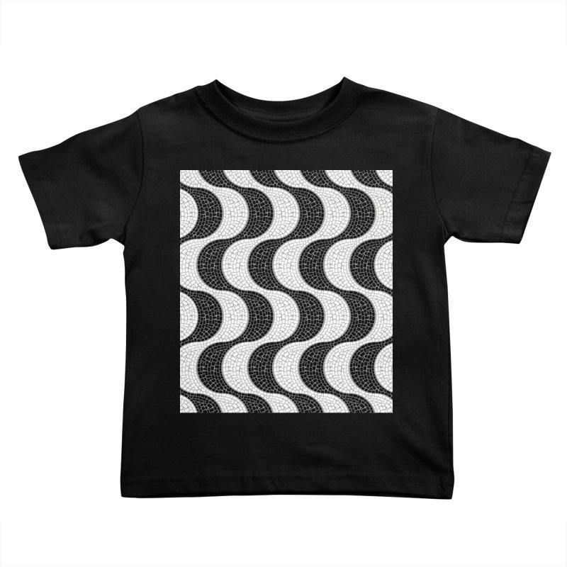 Copacabana Kids Toddler T-Shirt by ym graphix's Artist Shop