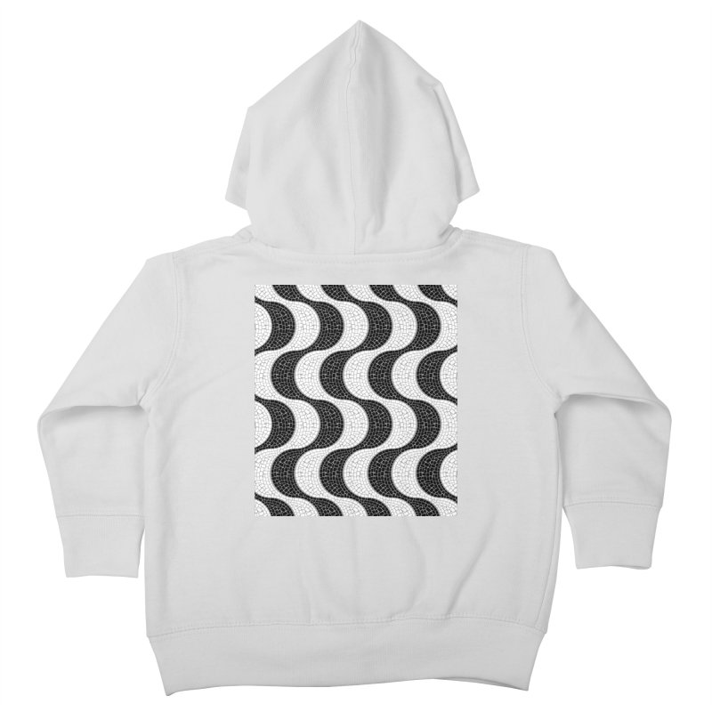 Copacabana Kids Toddler Zip-Up Hoody by ym graphix's Artist Shop