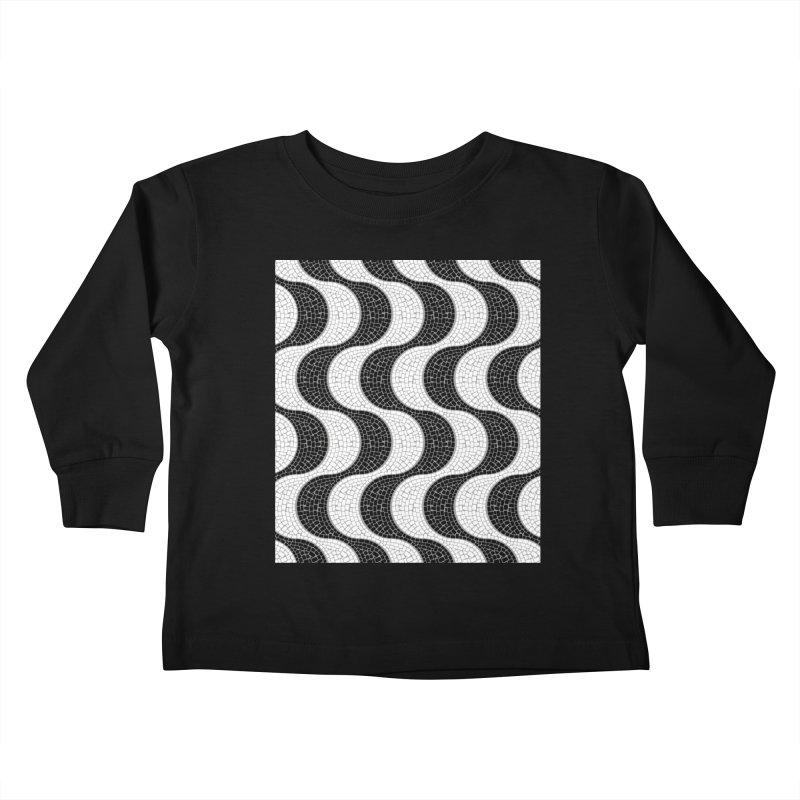 Copacabana Kids Toddler Longsleeve T-Shirt by ym graphix's Artist Shop