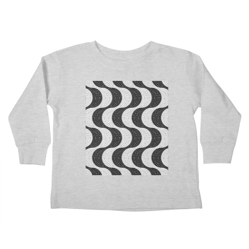 Copacabana Kids Toddler Longsleeve T-Shirt by ym graphix's Artist Shop