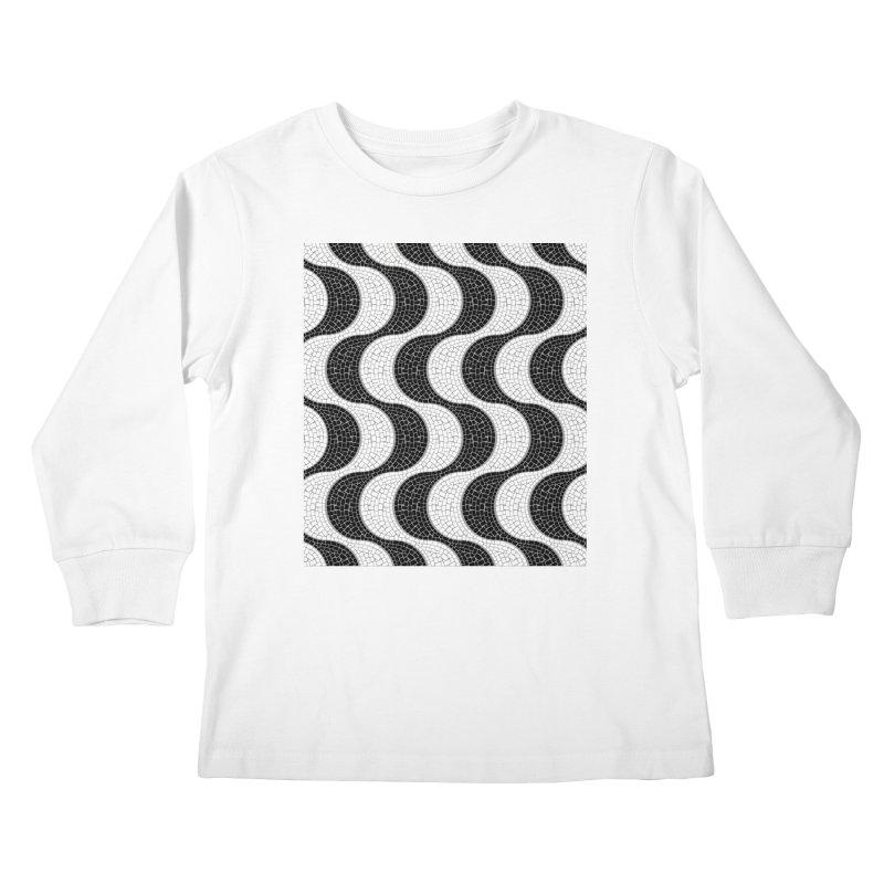 Copacabana Kids Longsleeve T-Shirt by ym graphix's Artist Shop