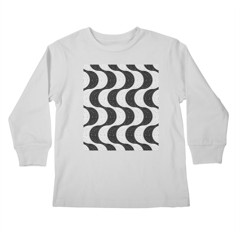 Copacabana Kids Longsleeve T-Shirt by ym graphix's Artist Shop