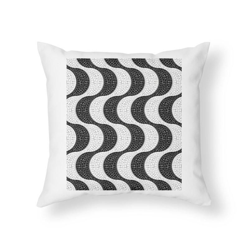 Copacabana Home Throw Pillow by ym graphix's Artist Shop